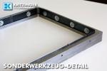 Stanzform Sonderwerkzeug Detail