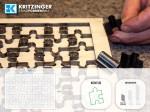 Puzzle Stanzform