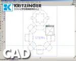 Einsatz CAD Programm 1995