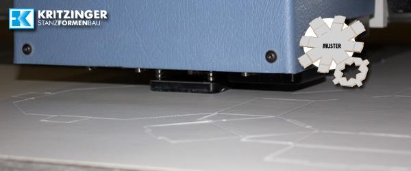 Ausschneiden eines Musters mit Plotter
